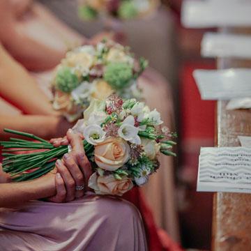 Servizi Matrimoni ed Eventi, Allestimenti Floreali